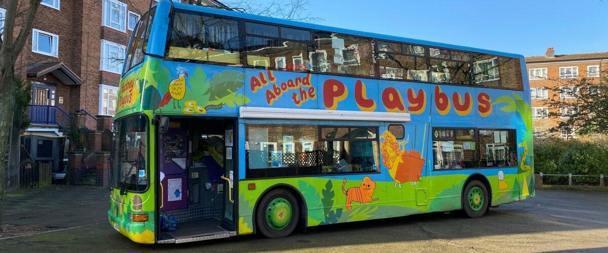 Hackney Playbus